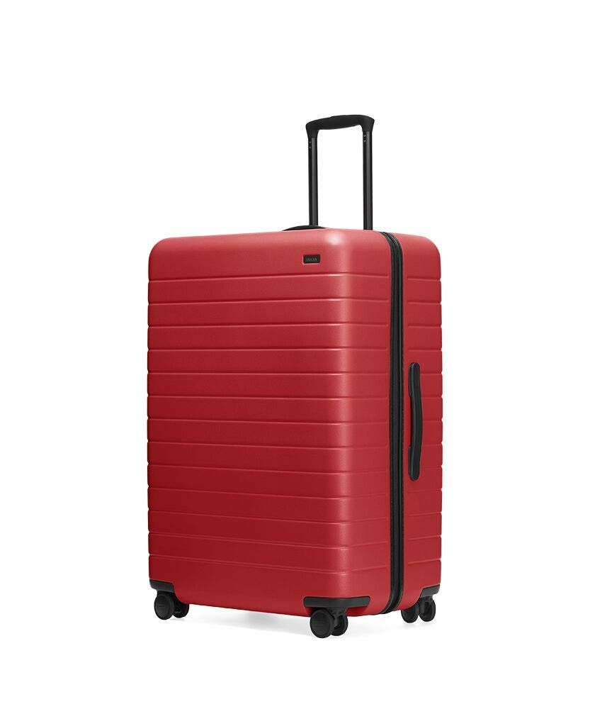 The Large Suitcase Away Built For Modern Travel In 2020 Big Suitcases Lightweight Suitcase Large Suitcase