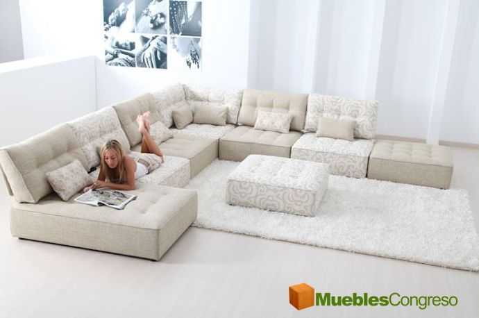 Sof s modulares fama arianne sof dise ado a tu medida muebles del hogar sillones y sof s - Ofertas sofas barcelona ...
