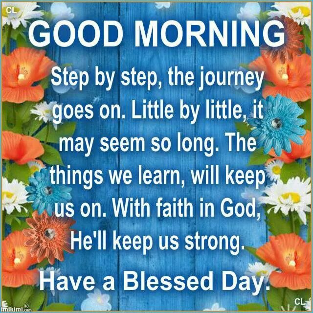 Good Morning Wednesday Blessings Images : Good morning have a blessed wednesday it s always