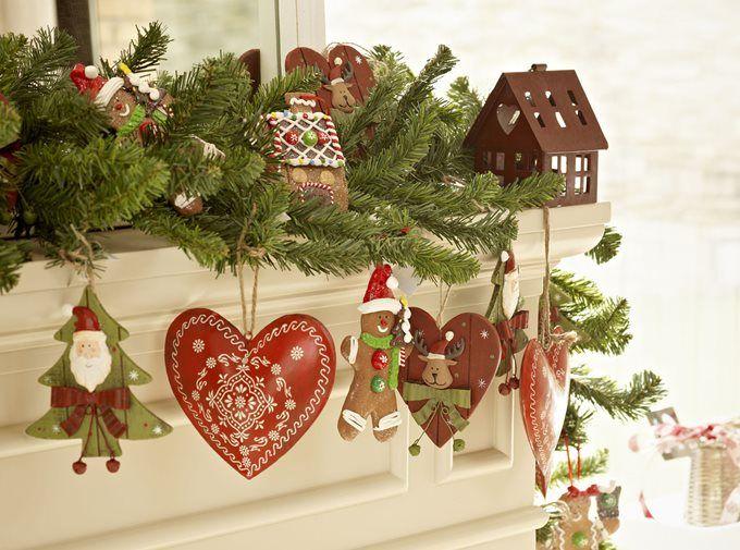 Guirnaldas y coronas de navidad navidad - Guirnaldas navidad manualidades ...