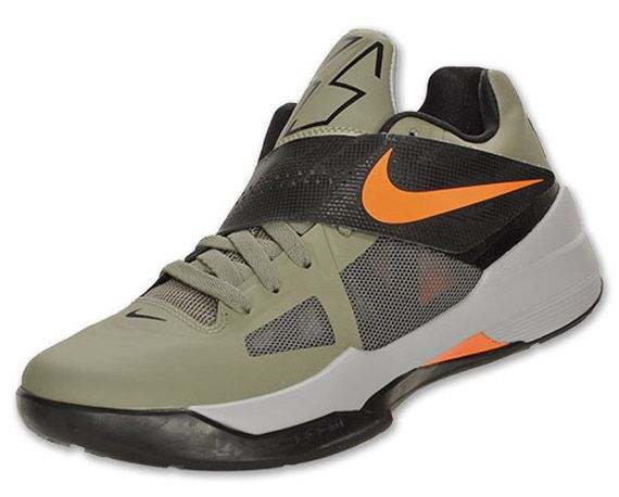 32593afb30fe Nike Zoom KD IV  Rogue Green  - Available   FinishLine - SneakerNews ...