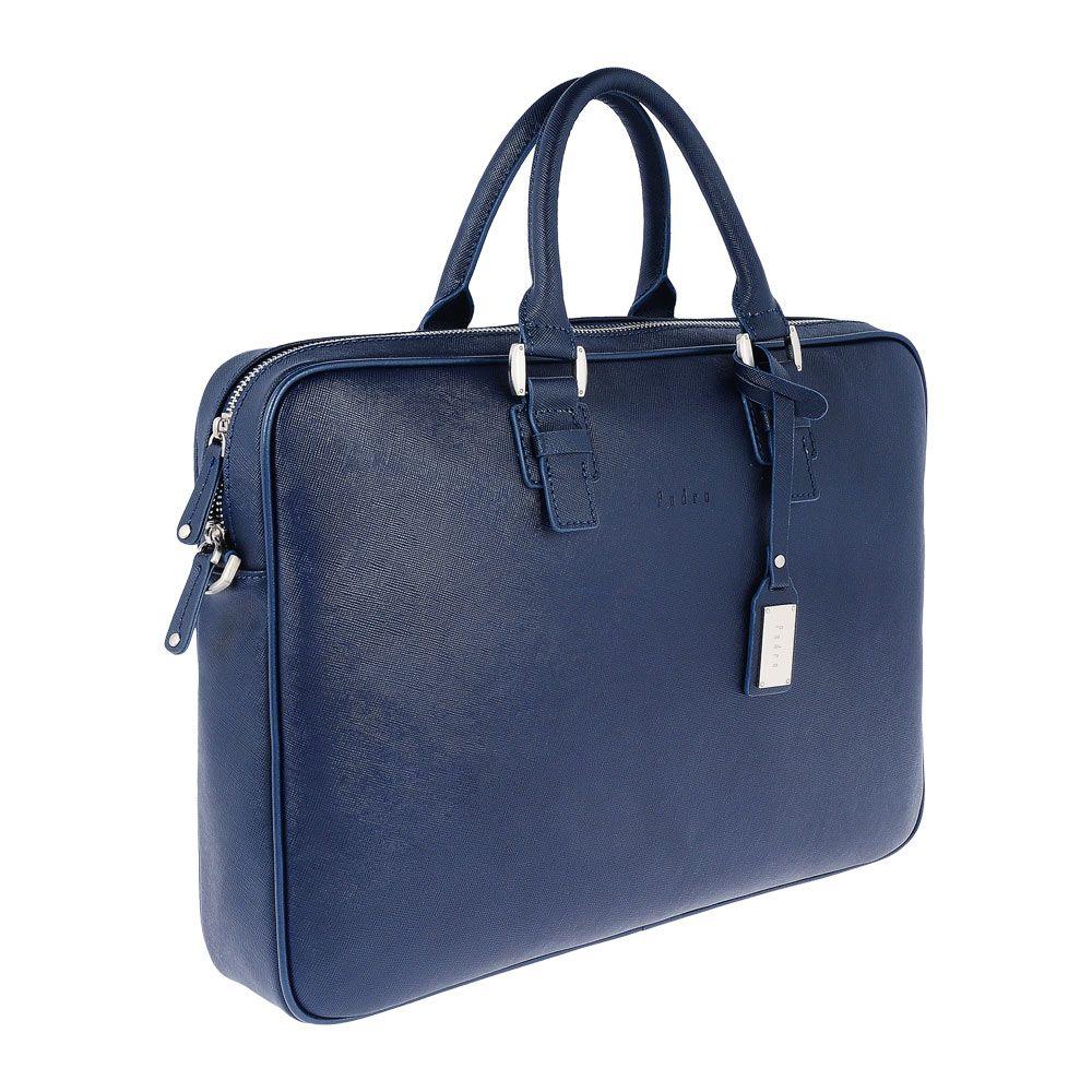 Pedro Men S Briefcase Pm2 25210044 Navy Blue Ezonefashion
