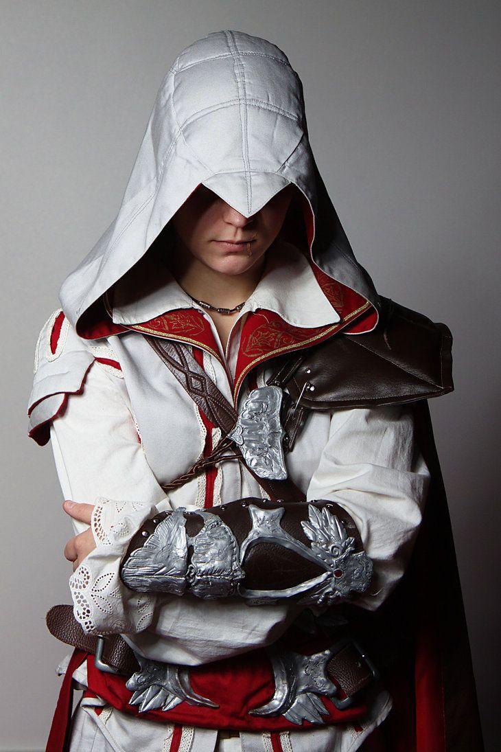 Ezio Auditore Assassins Creed Cosplay Assassins Creed
