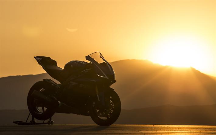Yamahas Motorcyels
