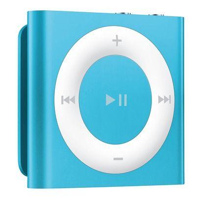Apple iPod shuffle 2GB MP3 Player Blue (MD775LL/A)