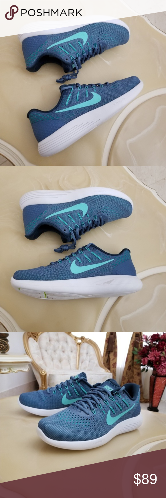 ac599eac319 Nike Lunarglide 8 Running Shoes New In Box 100% Authentic ...