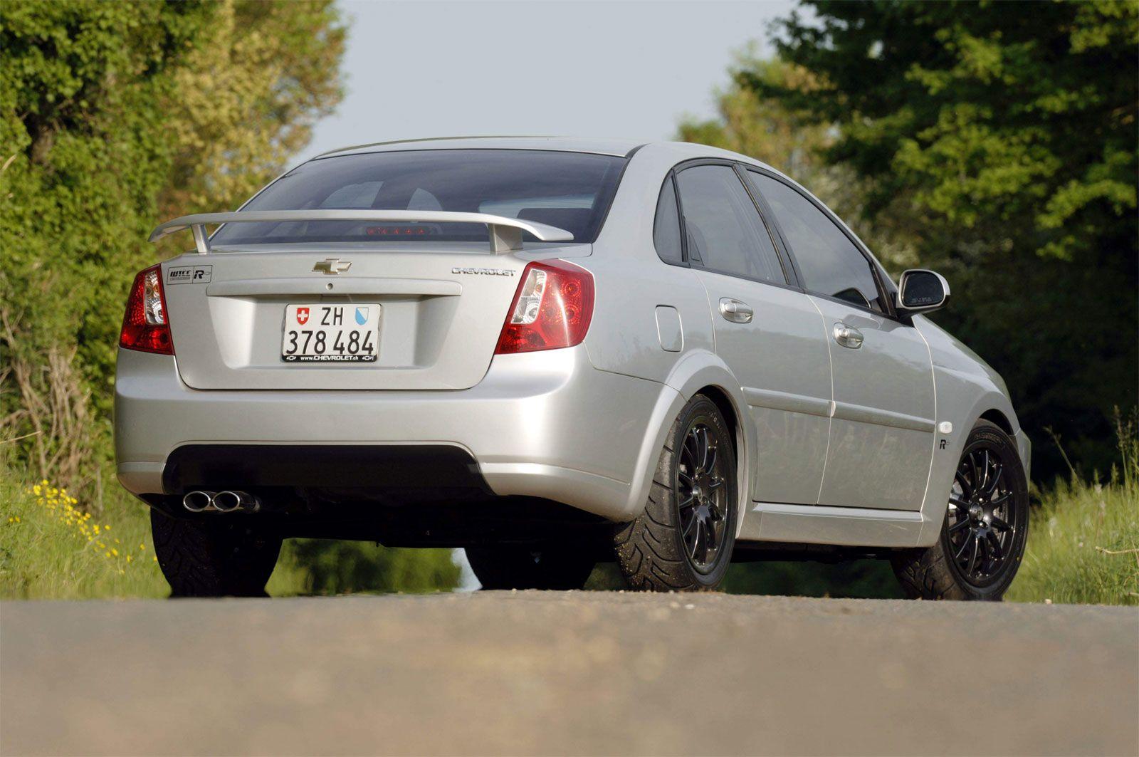 2005 Chevrolet Lacetti Wtcc R Concept