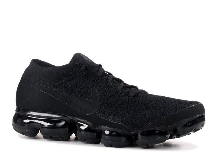 28de413917cd Air Vapormax Flyknit Triple Noir 849558 011