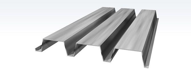 3 N Deep Rib Roof Deck Cordeck Building Solutions Roof Deck Metal Deck Roof