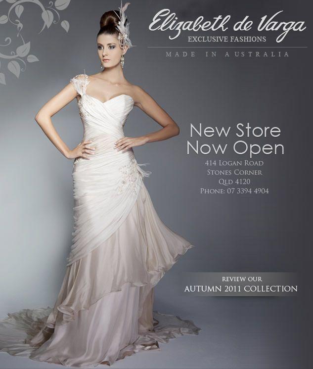Wedding Gown Bridal Couture Brisbane, Designer Wedding Dresses ...