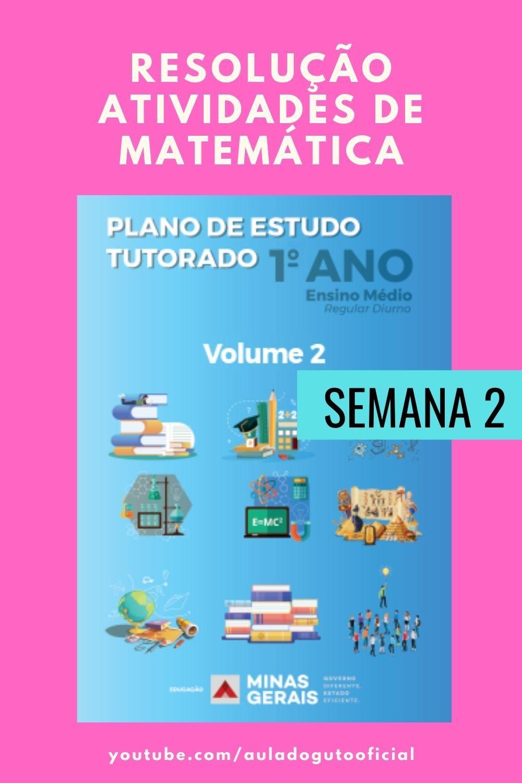 Pin Em Pet Mg Volume 2 Planos De Estudos Tutorados