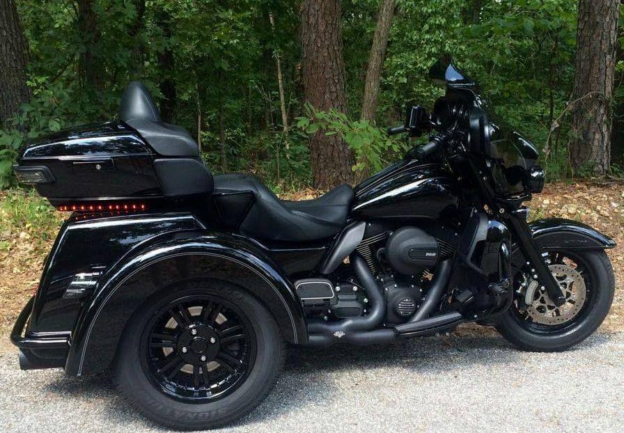 Trike 3 wheeler Motorcycle Cover Champion Trikes Harley-Davidson FL