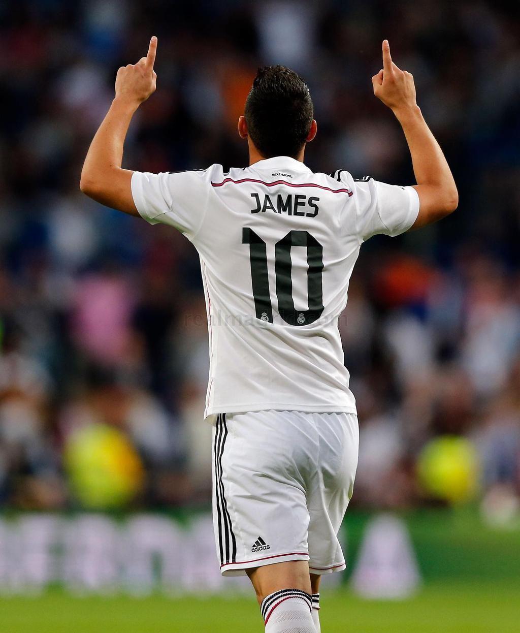 James Rodríguez Real Madrid James rodriguez, Jr10, Kroos