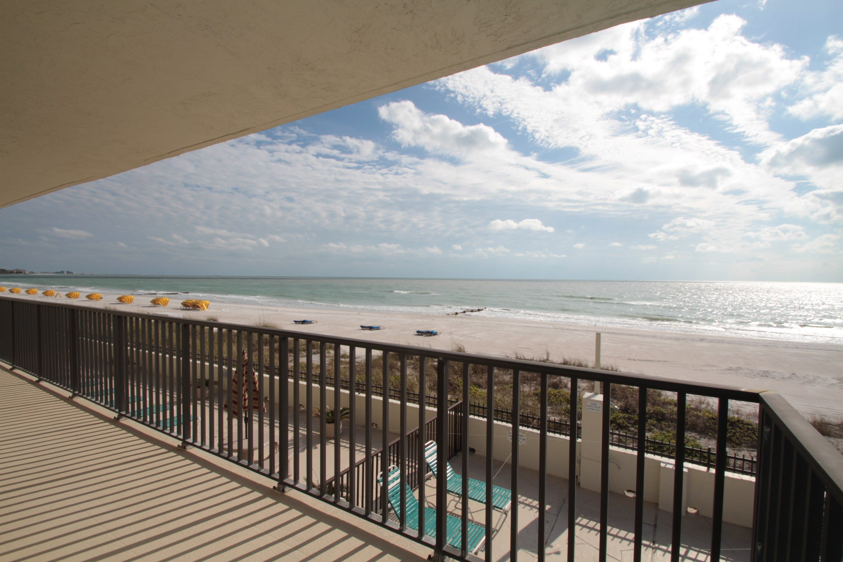 Kima Condos On Marvelous Madeira Beach This 2 Offers Stunning Gulf Views From