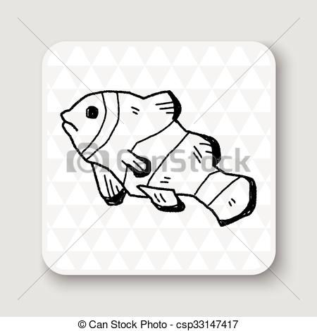 Clown Fish Vector Clipart Royalty Free 543 Clown Fish Clip Art Vector Eps Illustrations And Images Available To Search From Th Fish Vector Clown Fish Clip Art