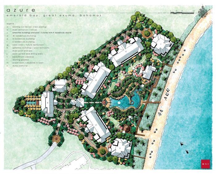 Condominium Hotel Special Features Khu Nghỉ Dưỡng Thiết Kế đo Thị Kiến Truc