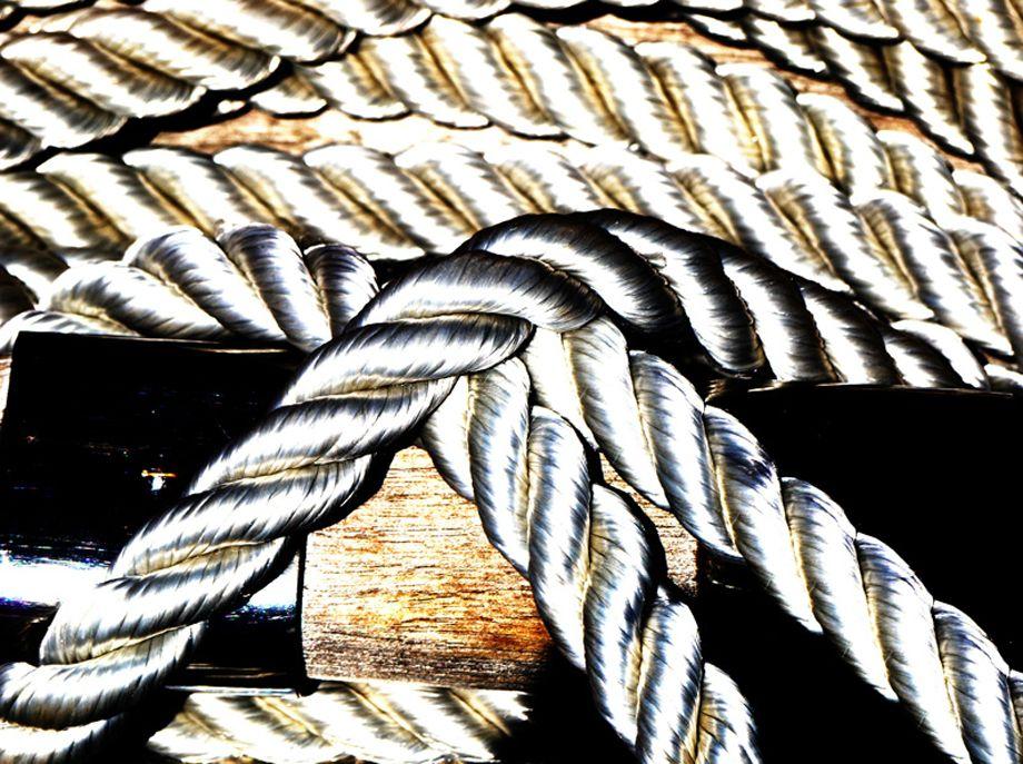 Rope by Neram, unique photography available in our online art shop! https://artsation.com/en/shop/summer-art