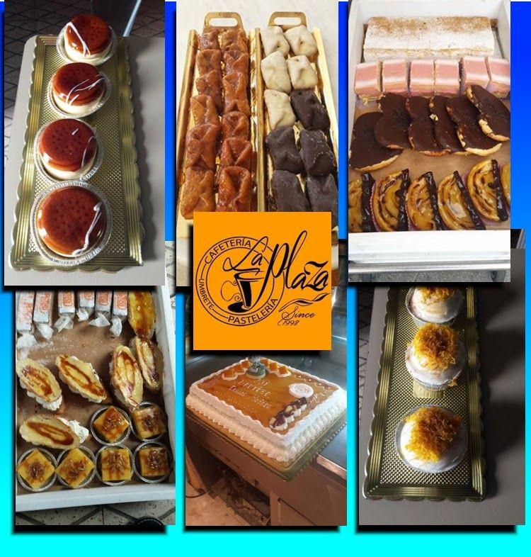 Cafetería Heladería La Plaza C/ Santa Ángela de la Cruz, 2, Umbrete Teléfono: 955 717 339 facebook.com/pages/Cafeteria-Heladeria-Plaza/171465936368383
