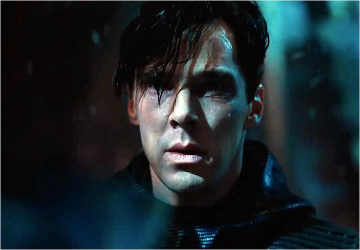 Benedict Cumberbatch-Khan | Gents | Benedict cumberbatch
