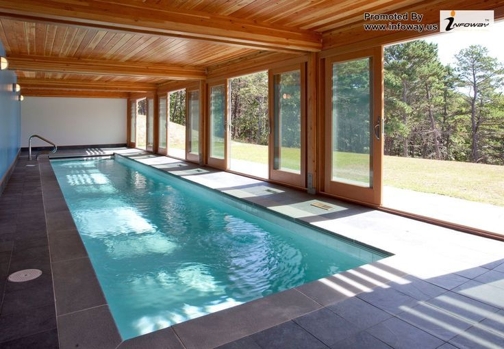 Exterior Architecture Magnificent Indoor Swimming Pool With Great