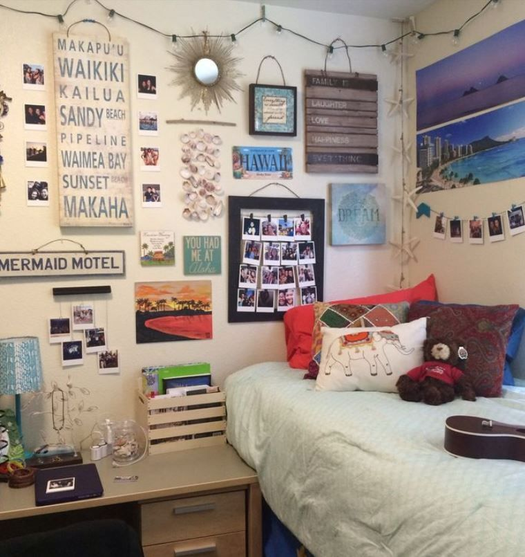 Dorm Room Decorating Ideas BY STYLE   Dorms decor, Dorm and Decor ...