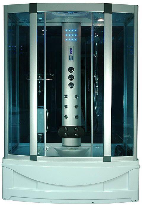 Steam Room Shower Enclosure 9001s Hydro Massage Jets Led Lights Luxury Bathtub Bathmaster Steam Sho Steam Shower Enclosure Steam Room Shower Tub Enclosures