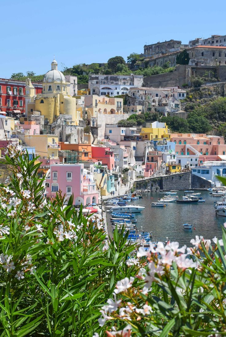 Located just off the coast of Naples, this tiny island is pure Italian charm without the crowds (or prices) of its neighbors around the Amalfi Coast.