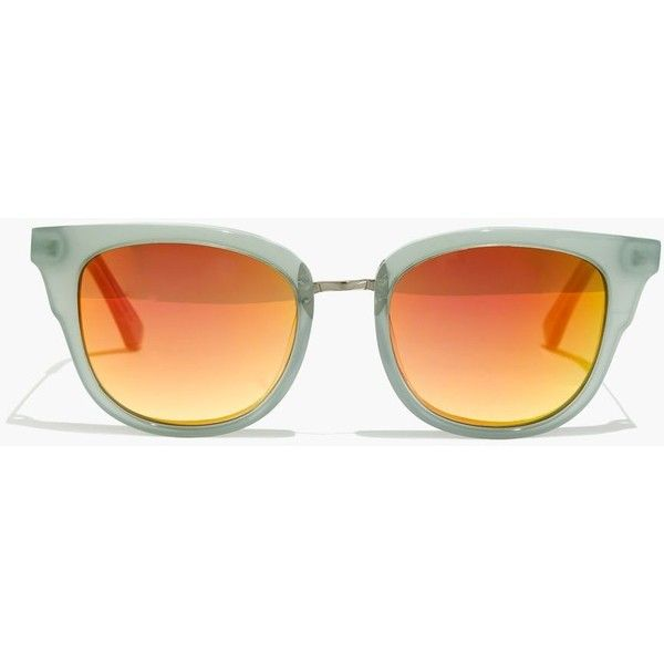 7145b76914 MADEWELL Playlist Sunglasses ( 55) ❤ liked on Polyvore featuring  accessories