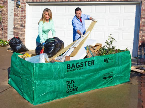 Residential Bagster Bag Waste Management
