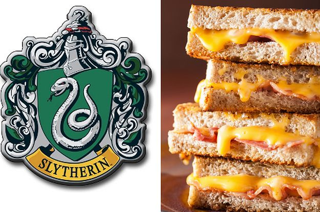 Your Food Preferences Will Reveal What Hogwarts House Youu0027re In