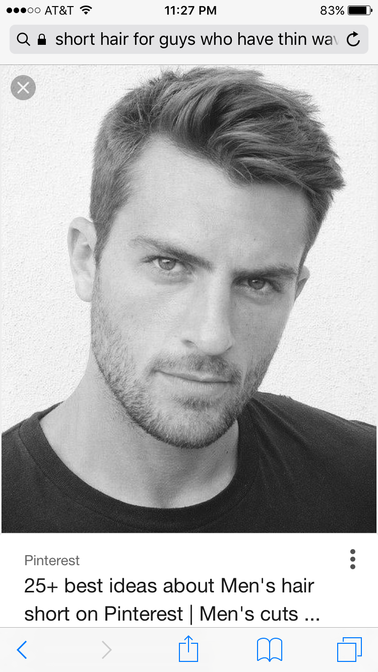 pin by melissa s moore on mens hairstyles in 2019 | short