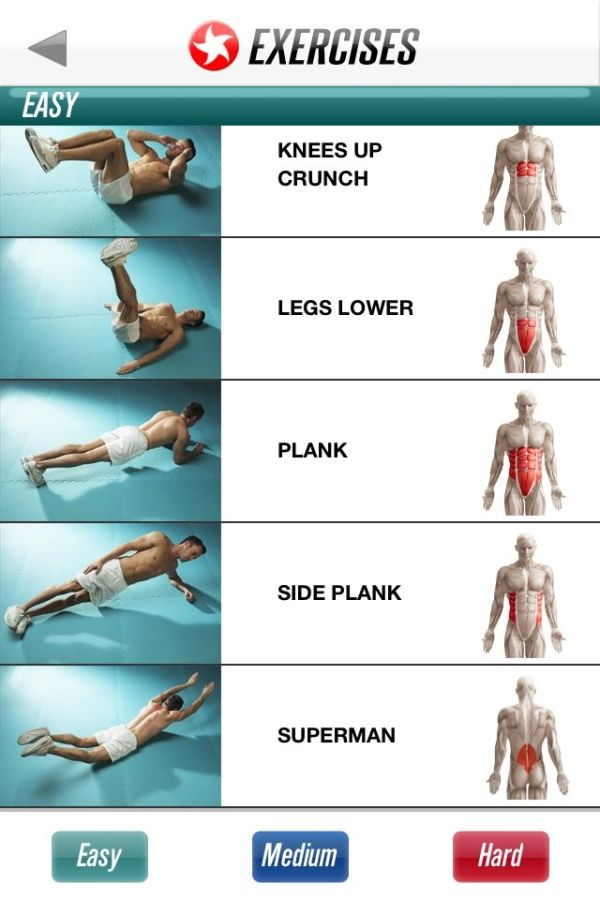 Here Is The Full Ab Workout If Anyone Was Interested