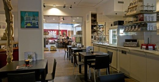 DOEN PROJECTS / public / Wereldmuseum Lunchroom by DOEN / www.jeanbydoen.com