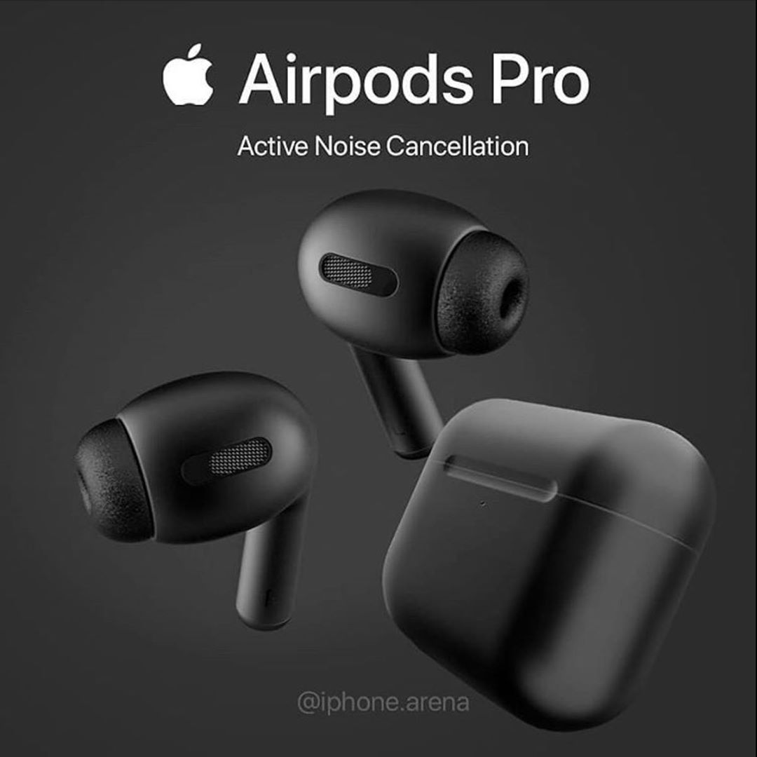 Airpods Pro Launching Soon With Noise Cancellation Water Resistance And Better Audio Would You Consider Them Co Airpods Pro Apple Smartphone Apple Phone Case