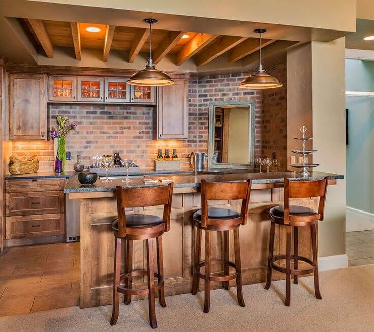 basement bar ideas and tips for your creativity cuethat man cave designshome also rh pinterest