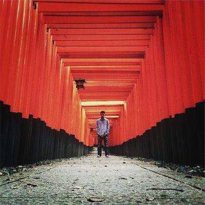 1000 gates to get by (Fushimilnari)