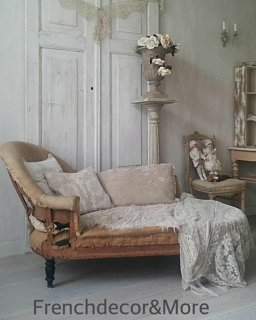 Pin von maria auf brocante chic - Schlafzimmer franzosischer stil ...