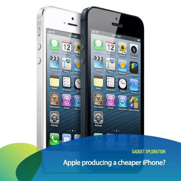 Menurut kabar yang tersebar, Apple sedang berencana untuk ...