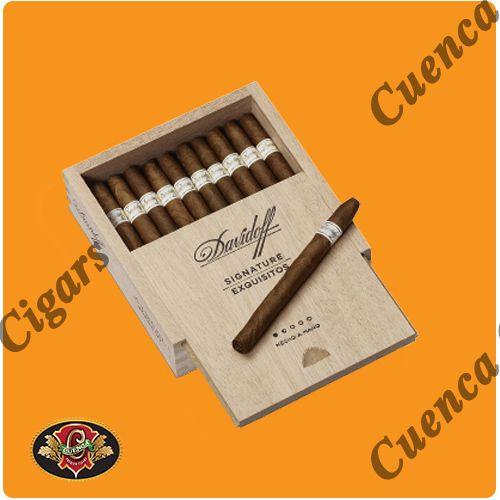 Davidoff Signature Exquisitos Cigars - Box of 20 - Price: $59.90