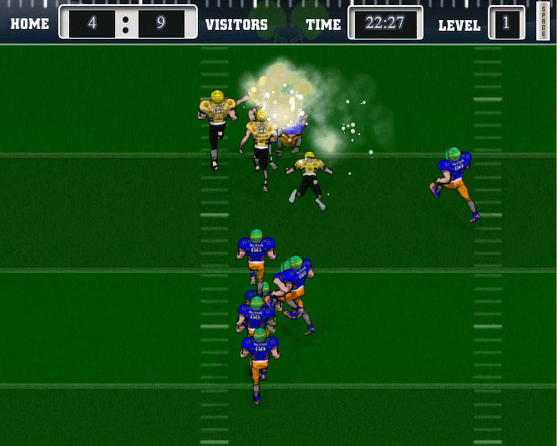 Football Rush Rush games, Fun online games, Play online