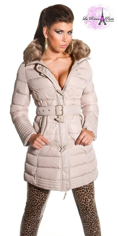 Moda de invierno 2014 chaqueta con capucha saida for Chaquetas guapas