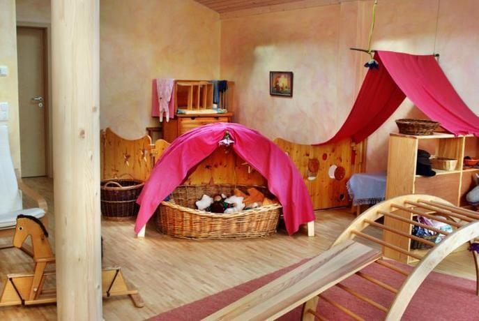 Pin von maria auf play spaces pinterest spielzimmer for Raumgestaltung waldorf