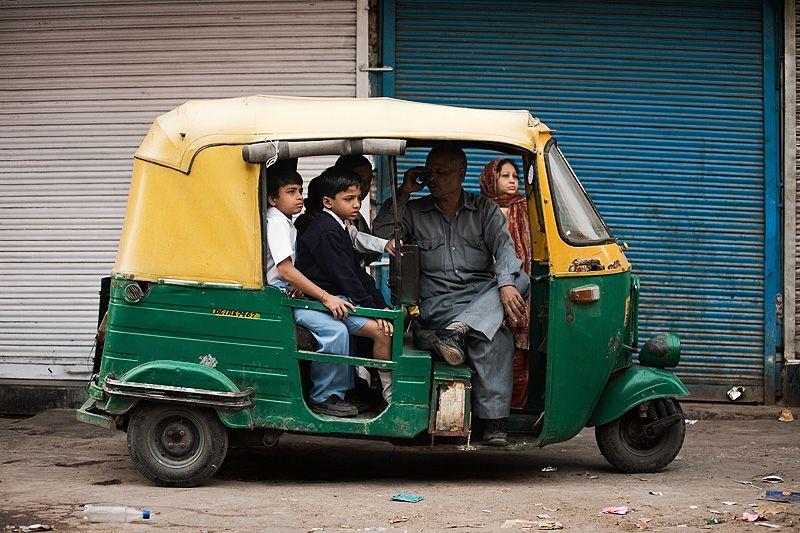 India auto rickshaw Tuk tuk transport Pinterest