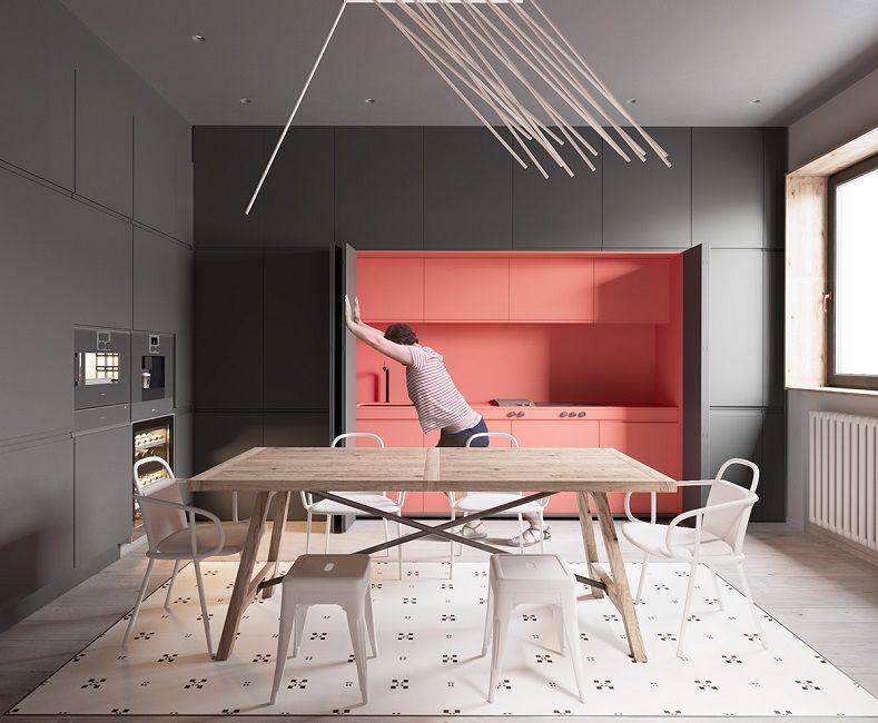Bunte Küchen - KüchenDesignMagazin-Lassen Sie sich inspirieren ...