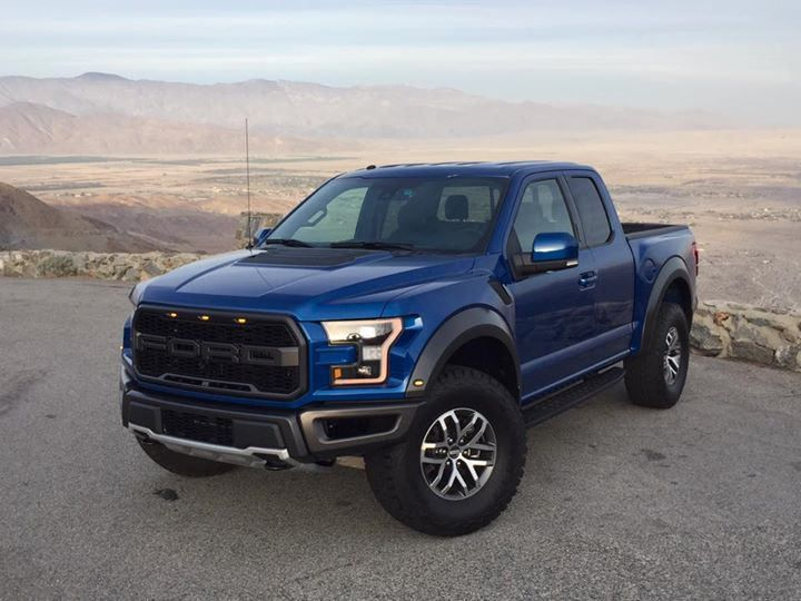 2017 ford raptor twin turbo v6 with 450hp510torque 10