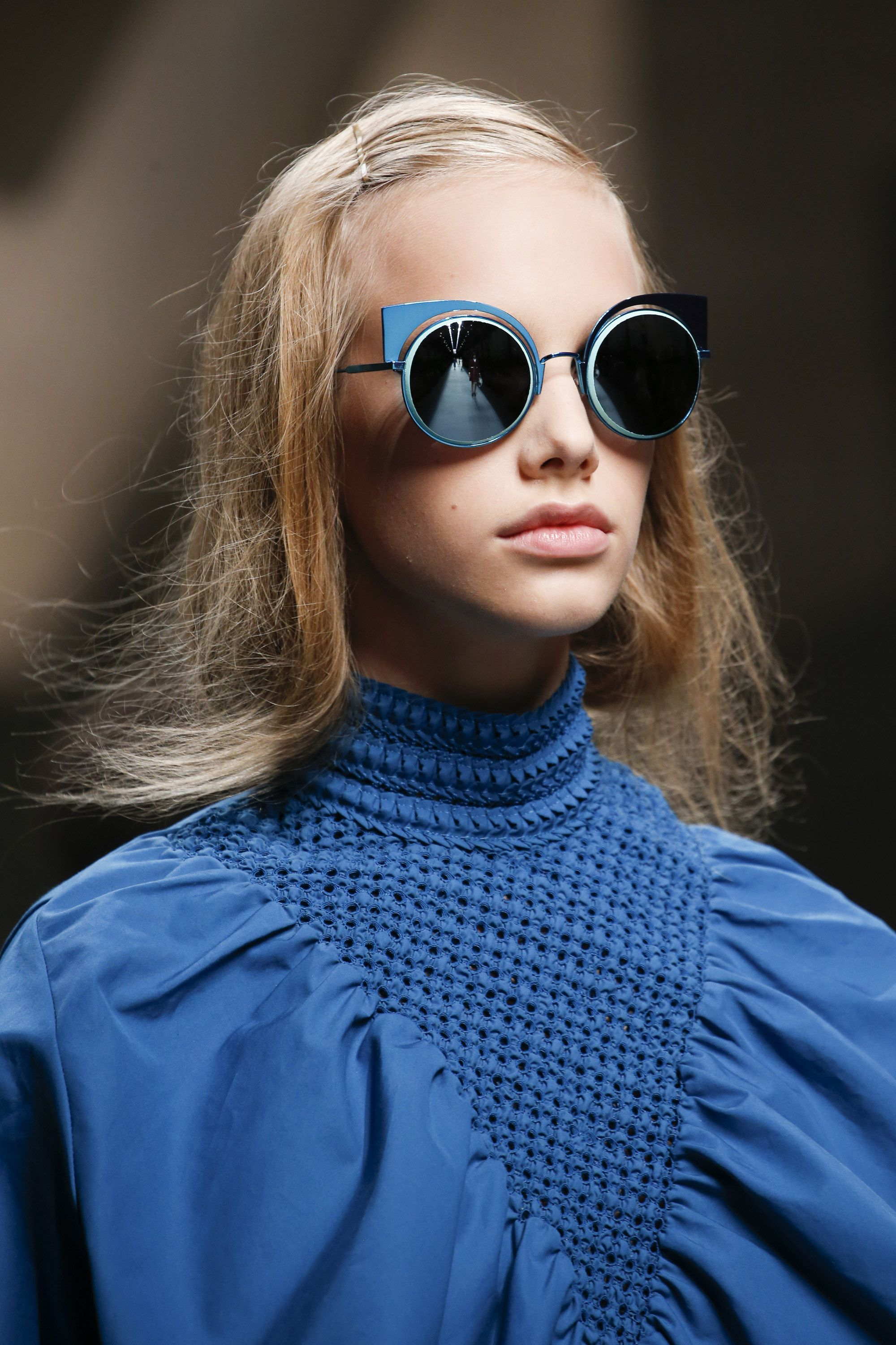 Fendi Spring 2016 Ready-to-Wear Fashion Show Details - Vogue
