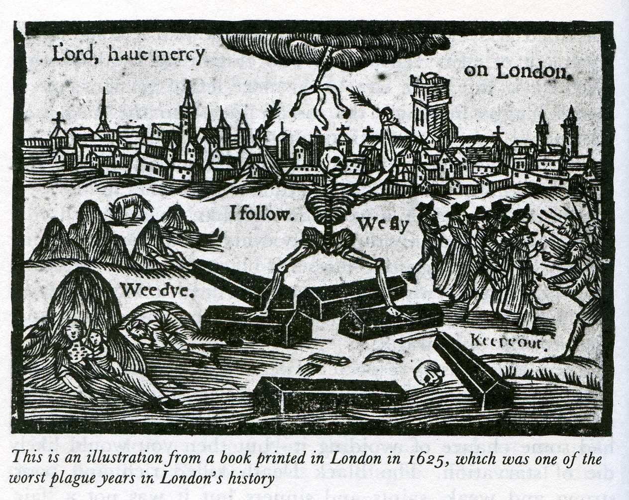 Black death history essay