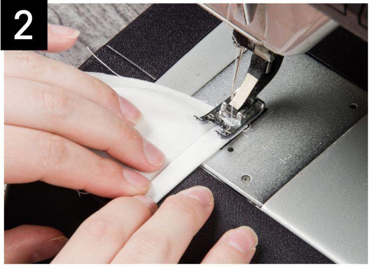 Projets de Couture Zéro Déchets - Tampon démaquillant zéro déchet #couturezerodechet Projets de Couture Zéro Déchets - Sac à sandwich réutilisable et plus   Club Tissus Blog #couturezerodechet