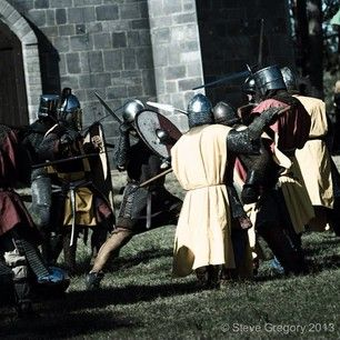 #abbeymedievalfestival #swords #jousting #fighting #horses #war #battle #armour #knights