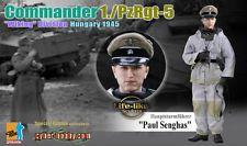 Dragon Cyber Hobby 1/6 Commander 1./PzRgt-5 Wiking Division Paul Senghas Figure